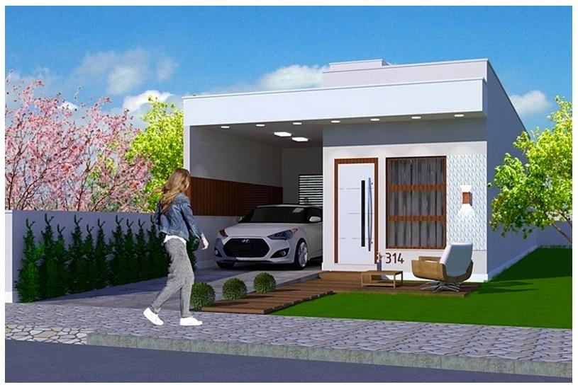 Plano de casa de 70 metros cuadrados for Decorar piso de 60 metros cuadrados