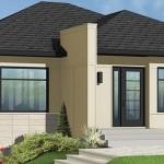 Plano de casa de 70 metros cuadrados - Distribucion casa alargada ...