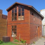 Plano de casa de madera economica