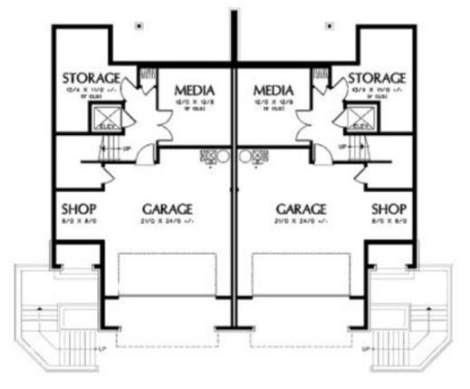 Plano de condominio