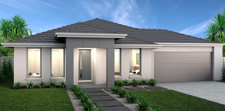Planos de casa de una planta for Disenos de casas de una planta