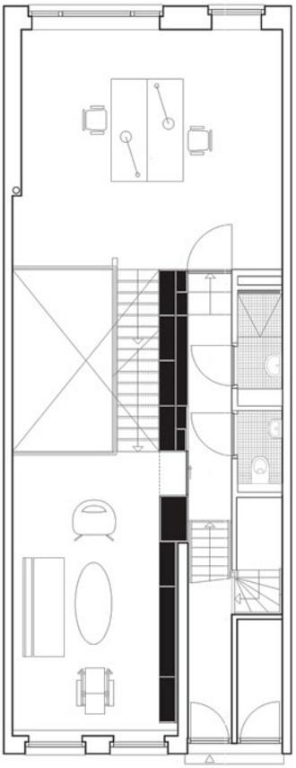 departamento moderno de 3 dormitorios