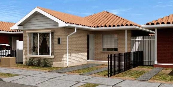 Casa de un piso y 3 habitaciones
