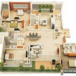 Planos casa moderna