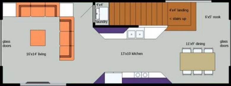 Planos y diseños de casas 4