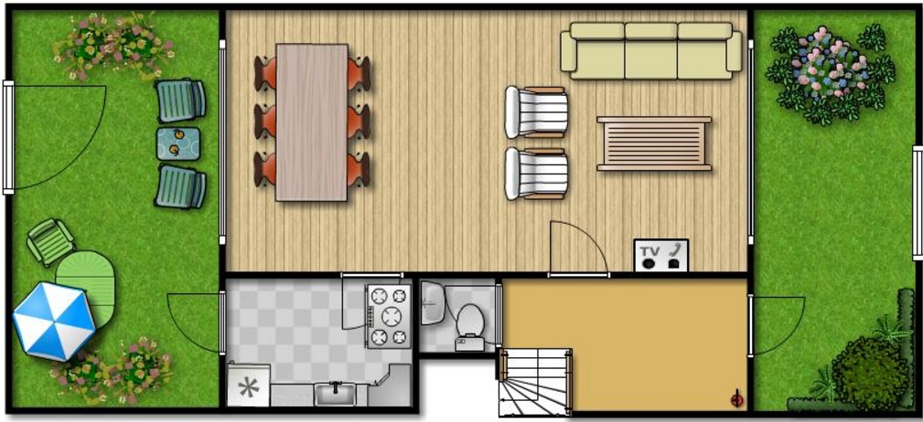 Floorplanner 5d for Planos de casas para construir gratis