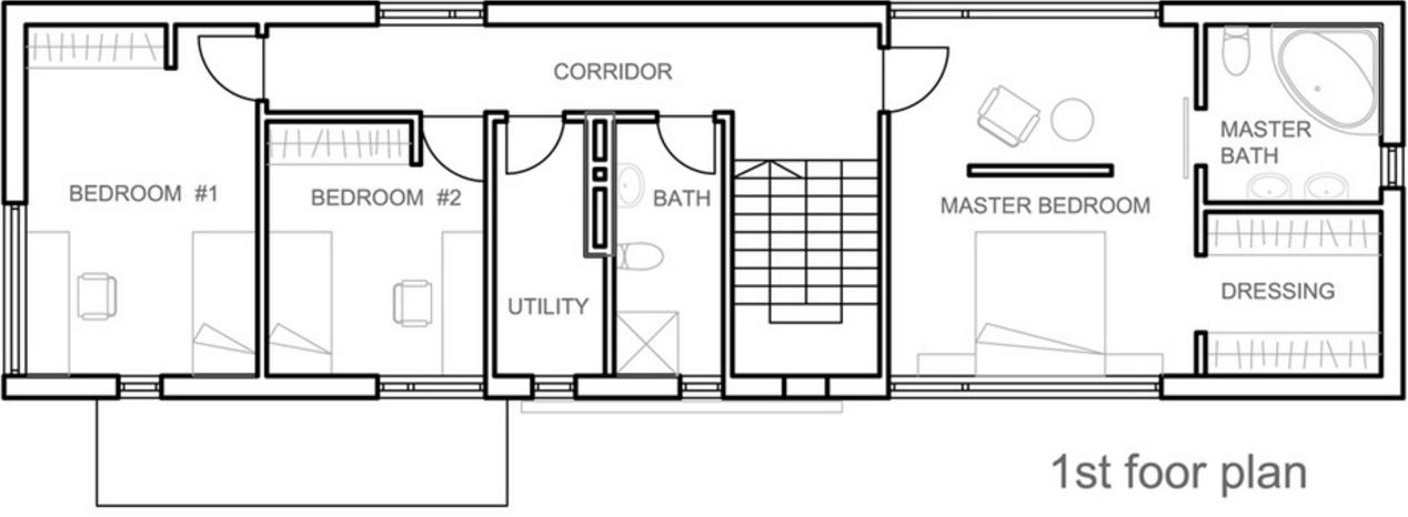 casa de 3 dormitorios  granero imagenes