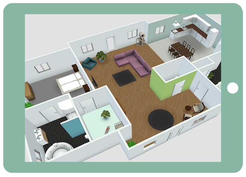 Programa para hacer planos de casas for Hacer planos 3d