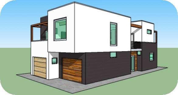 Casa de 170 metros cuadrados con 3 dormitorios
