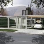 Casa de 80 metros cuadrados con tinglado para auto