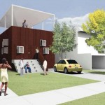 Planos de casas modernas amplias