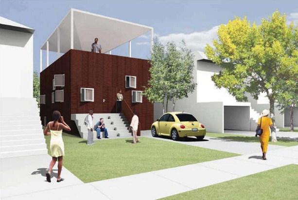 Casas modernas amplias