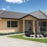 Diseño de casa de ladrillos vistos