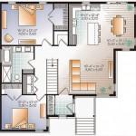 Diseño de casa moderna de un piso