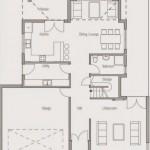Planos de casas de dos pisos moderna minimalista
