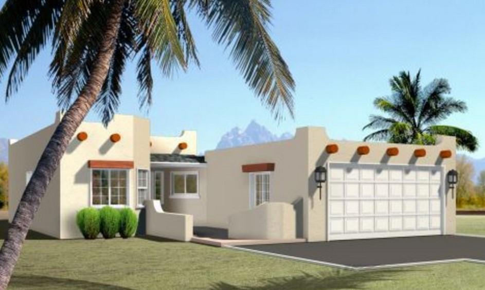 casas coloniales modernas