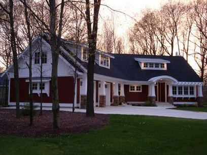 Casa con habitacion para visitas