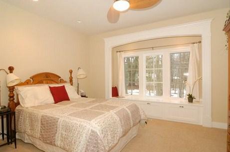 Dormitorio principal clasico