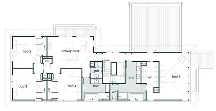 Modelos de casa de 330 metros cuadrados gratis