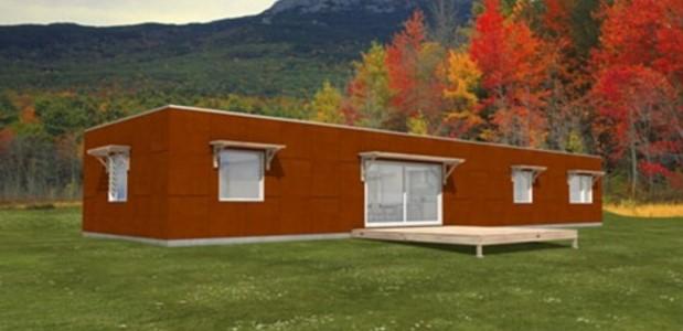 casa de 2 dormitorios con fachada