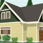 Planos de casas estilo granero