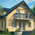 Casa de estilo europeo