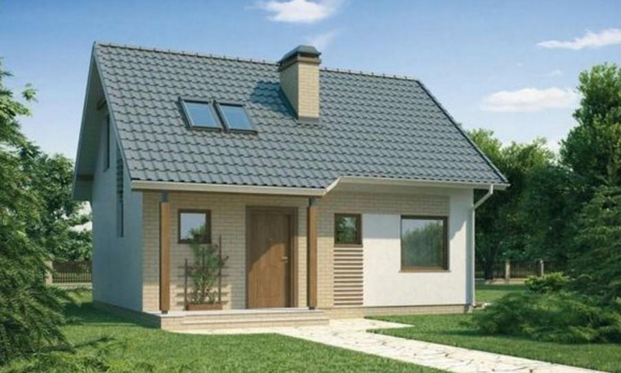 Plano de casa rectangular for Plano de casa quinta moderna