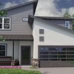 Planos de viviendas de dos plantas