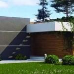 Plano de casa de 170 metros cuadrados