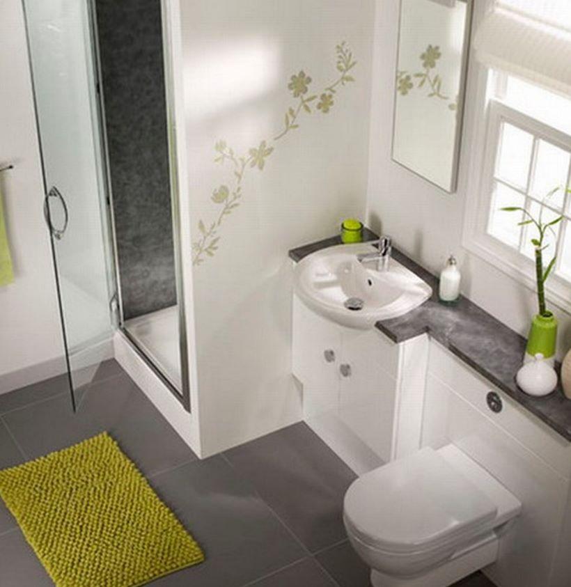 como decorar un cuarto de baño