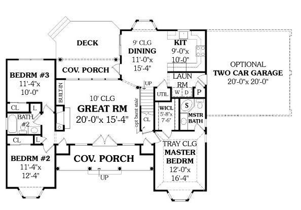 plano de casa estilo victoriano
