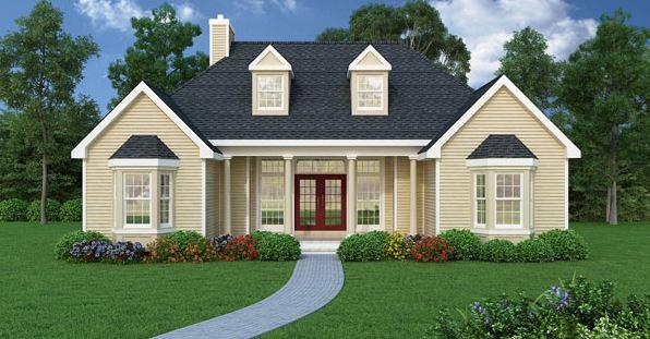 planos de casa estilo victoriano