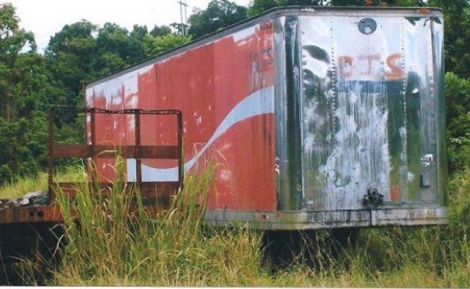 Casa con vagones