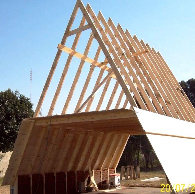 Como construir una casa alpina paso a paso for Construccion de casas paso a paso