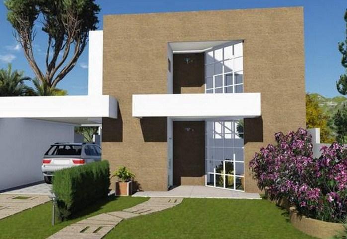 Planos de casas de 3 recamaras y 2 pisos for Casas de tres recamaras