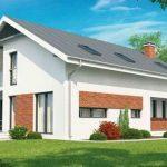 Plano de casa de 10 x 20 m