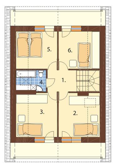 Modelos de casas de 200 metros cuadrados