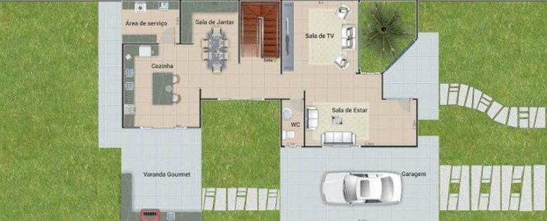 Planos de casas de 4 recamaras de 2 pisos