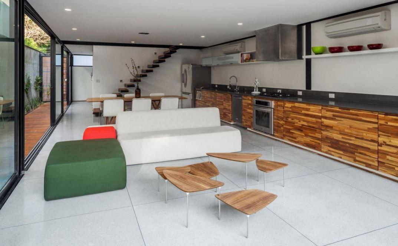 living moderno diseño