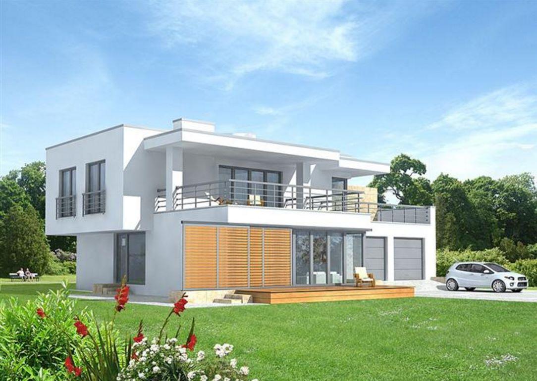 Plano de casa moderna for Pisos elegantes para casas