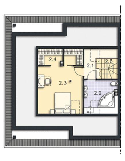 Casas en duplex planos