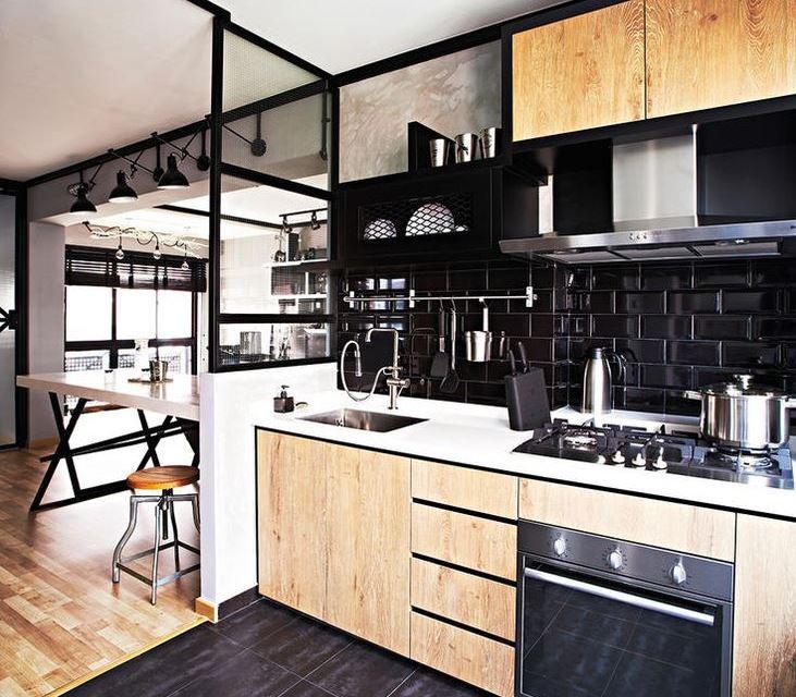Estilo de cocinas dise os arquitect nicos - Estilos de cocinas ...