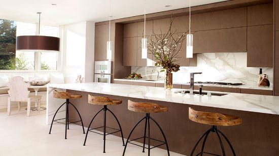 Fotos de cocinas modernas abiertas