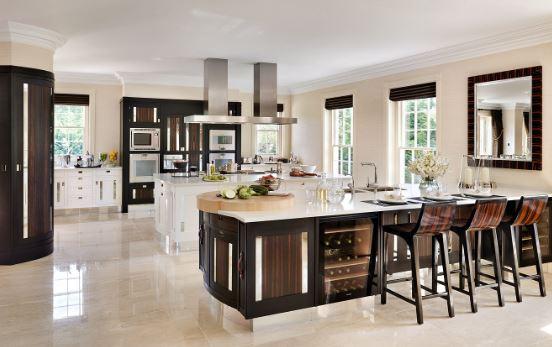 Fotos de cocinas modernas de concepto abierto