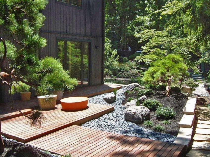 Jardin oriental caracteristicas