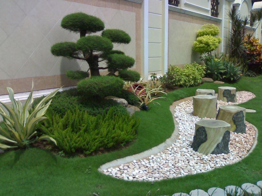Jardines con estilo oriental bonitos