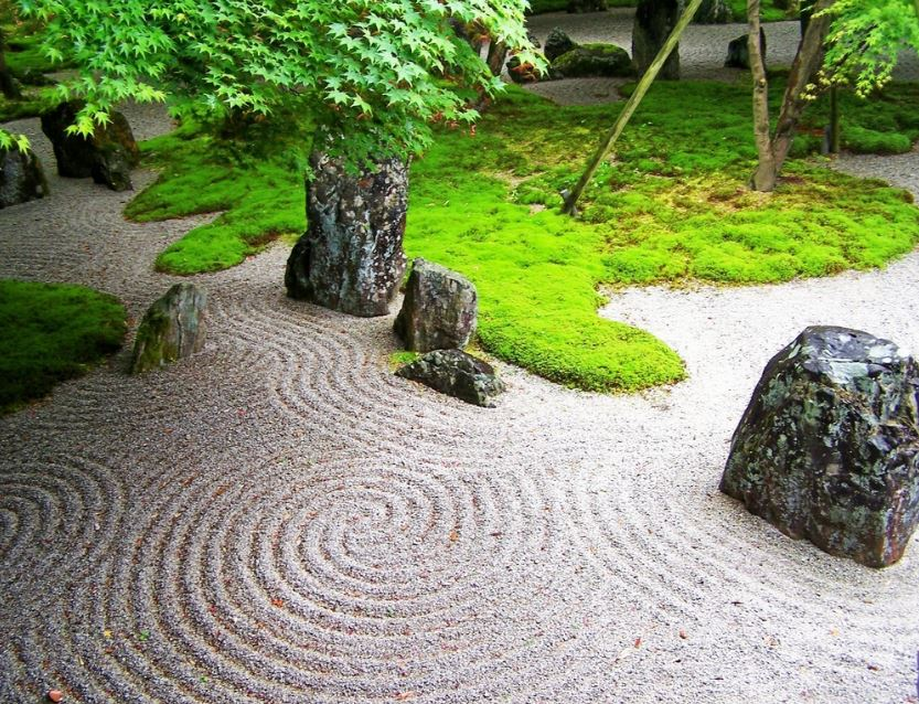 Jardines con estilo oriental