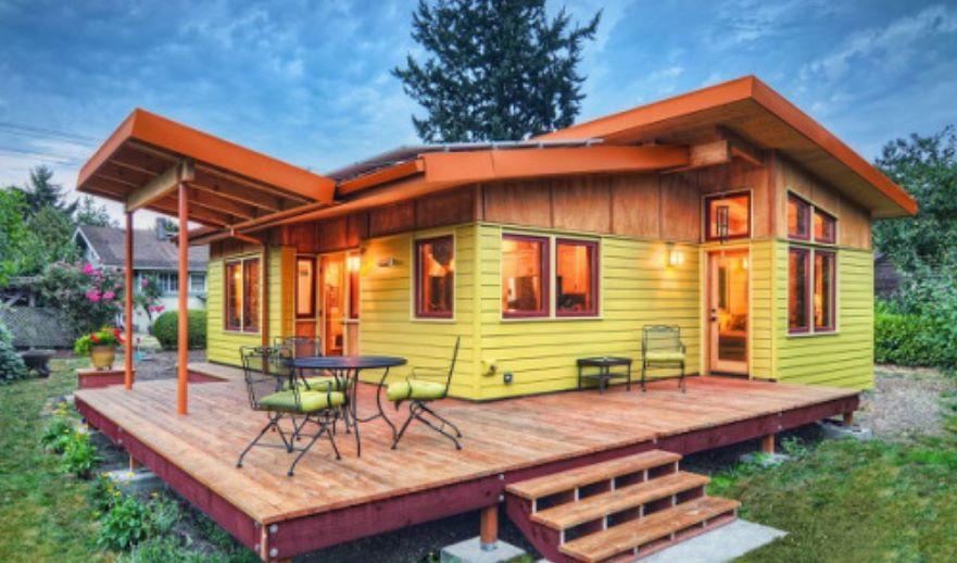 Casa de 80 metros cuadrados planos for Casas modernas de 80 metros