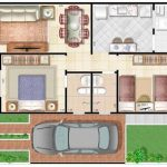 Modelos de casas de 60m2