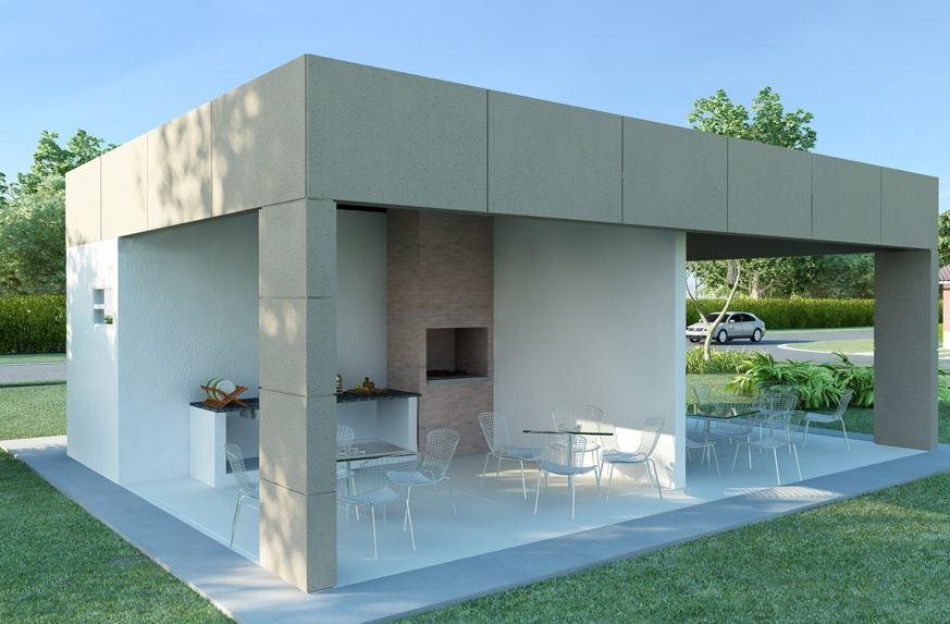 Dise os de parrillas modernas for Parrillas para casas modernas